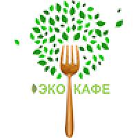 Торговый дом «ФЕРМЕР»: логотип Эко-кафе