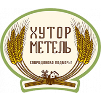 Торговый дом «ФЕРМЕР»: логотип Хутор Метель