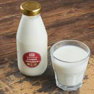 Торговый дом «ФЕРМЕР»: Молочная продукция