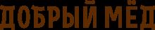 Торговый дом «ФЕРМЕР»: логотип Добрый мёд