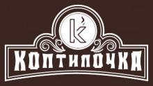 Торговый дом «ФЕРМЕР»: логотип Коптилочка
