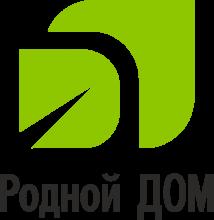 Торговый дом «ФЕРМЕР»: логотип Родной ДОМ