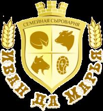 Торговый дом «ФЕРМЕР»: логотип Сыроварня Иван да Марья